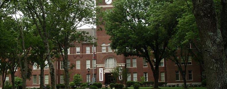 Cumberland University campus