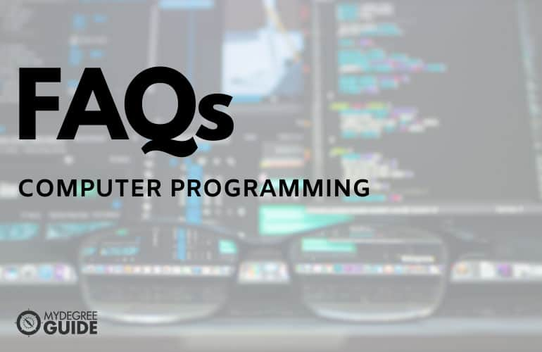 frequently asked questions Online Computer Programming Degree Programs