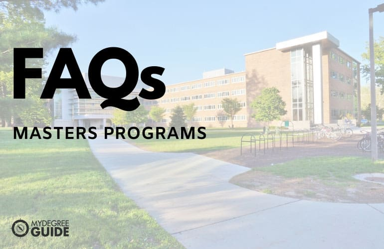FAQs about One Year Master's Programs