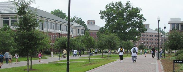 georgia southern university campus