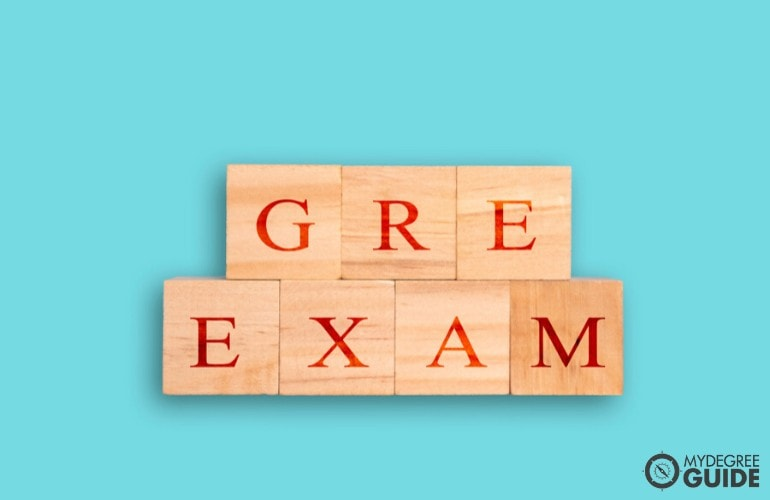 is Graduate Record Examination required