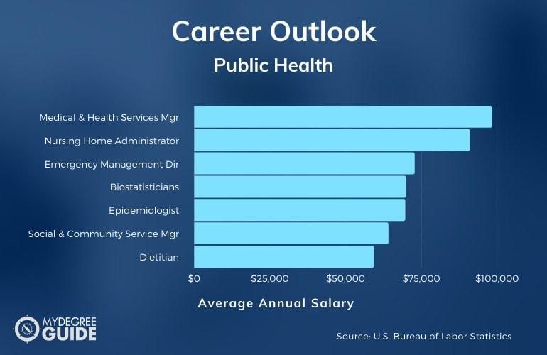 Master of Public Health careers