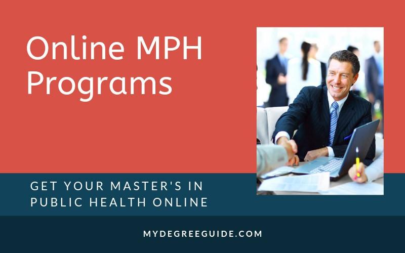 Online MPH Program in Public Health