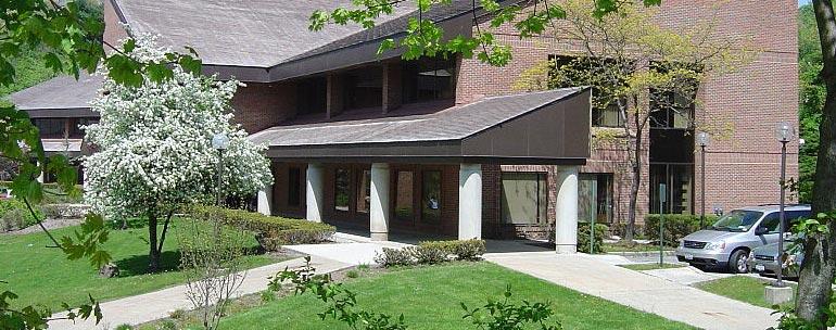 Pace University campus