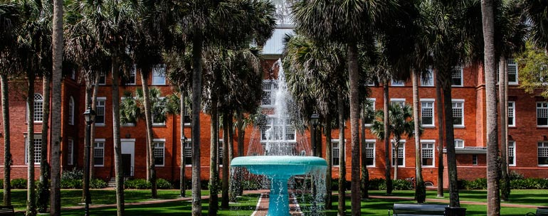 stetson university campus