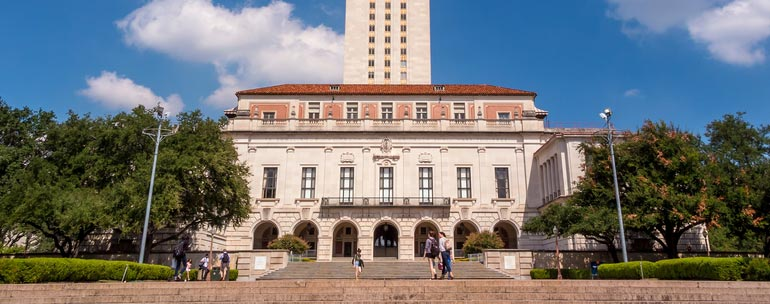 University of Texas Austin campus