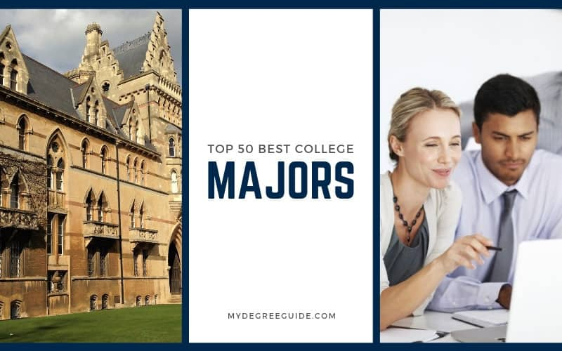 50 best college majors