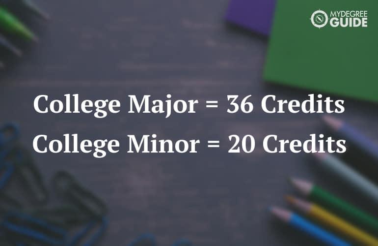 College Major vs. Minor Degree