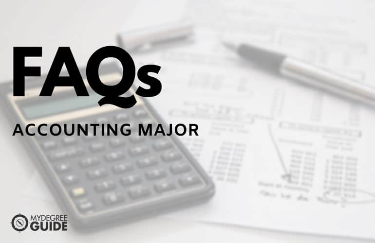 frequently asked questions is accounting a good major
