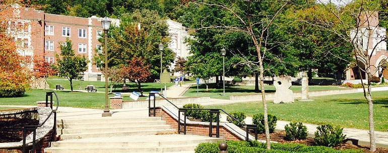 Morehead State University campus