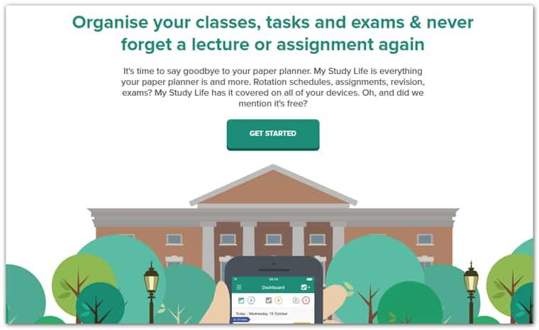My Study Life Study App