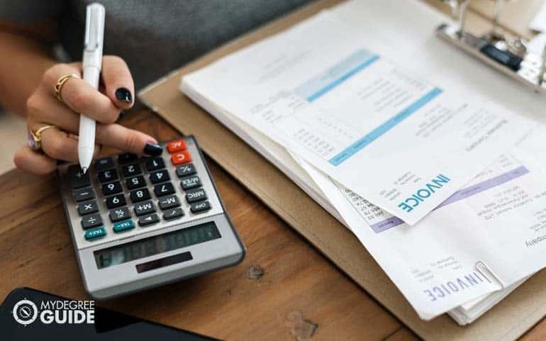 computing with a calculator