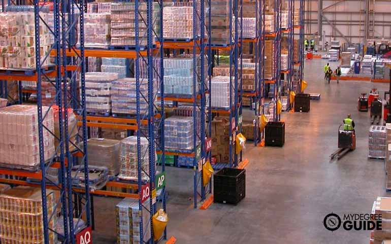 warehouse distribution center