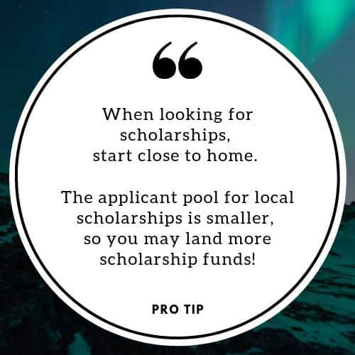 scholarship quote