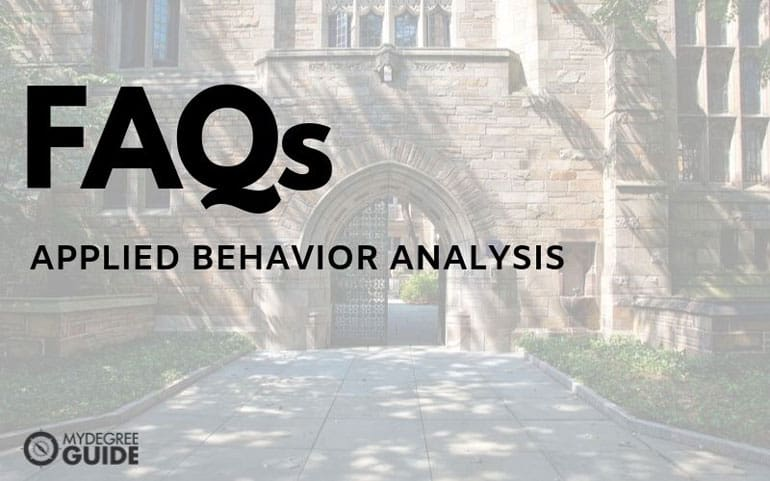 frequently asking questions behavioral psychology degree