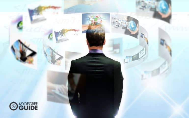 masters in business intelligence graduate with many careers options