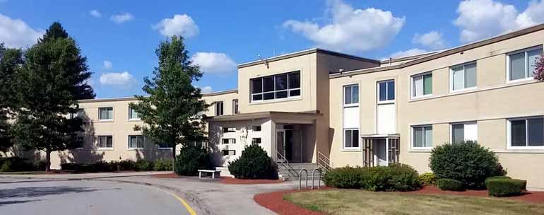 Anna Maria College campus
