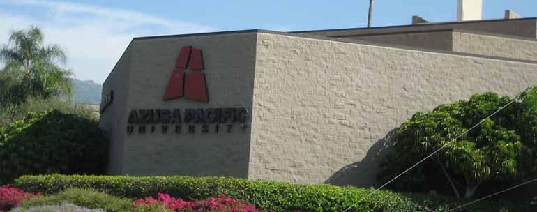 Azusa Pacific University campus