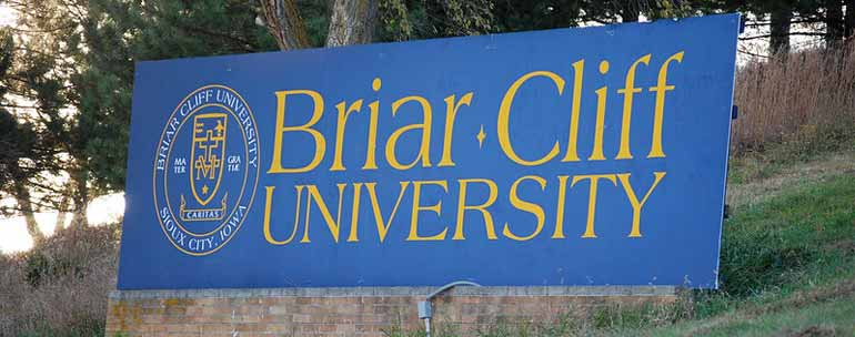 Briar Cliff University campus