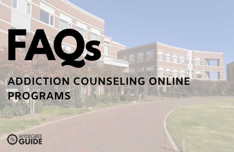 frequently asked questions best bachelors degree in addiction counseling online programs