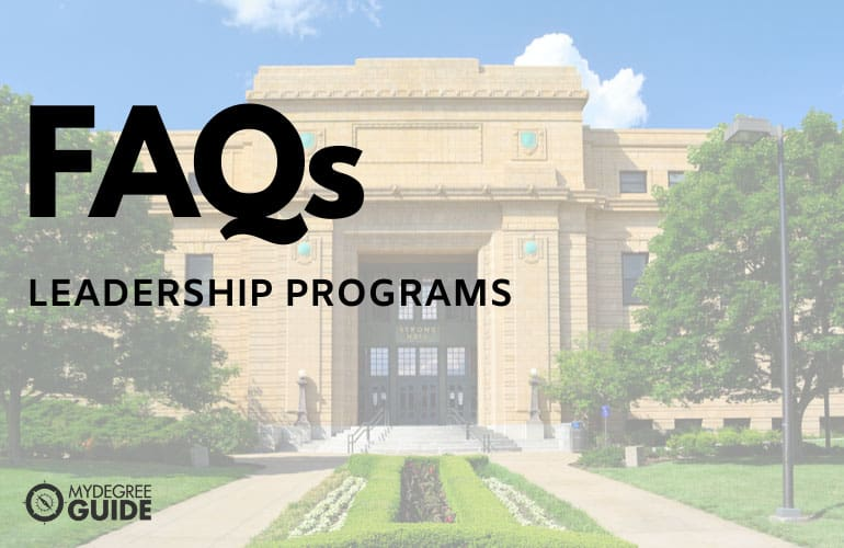 frequently asked questions best online phd in leadership programs