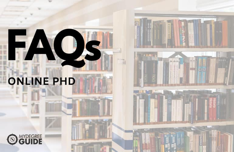 frequently asked questions PhD Programs without GRE
