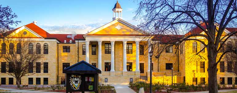 Fort Hays State University campus