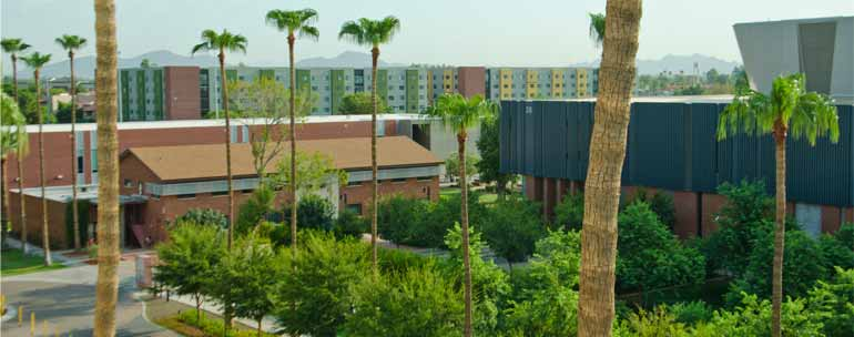 Grand Canyon University campus