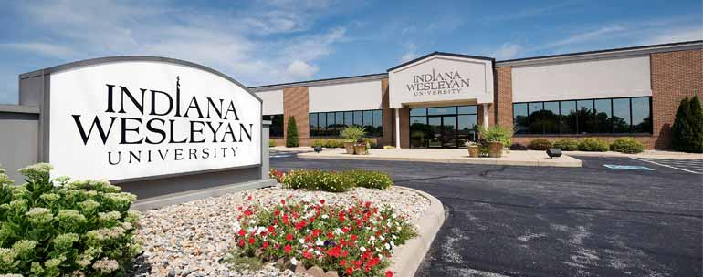 Indiana Wesleyan University campus