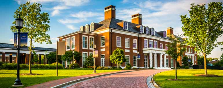 Johns Hopkins University campus