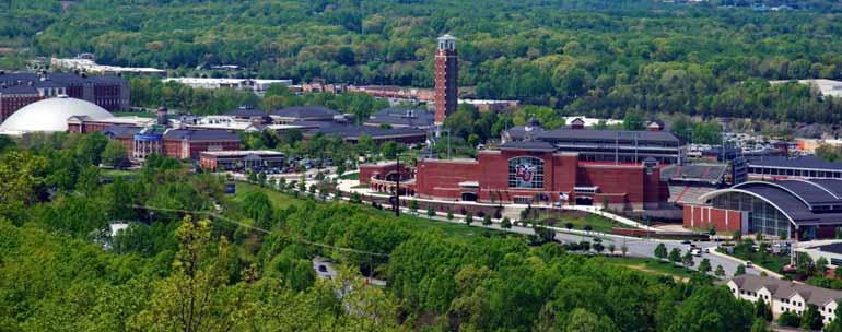 Liberty University campus