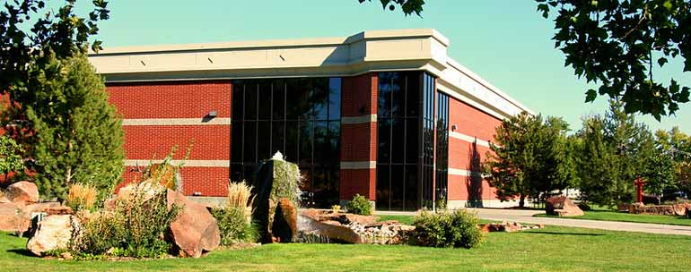 Northwest Nazarene University campus