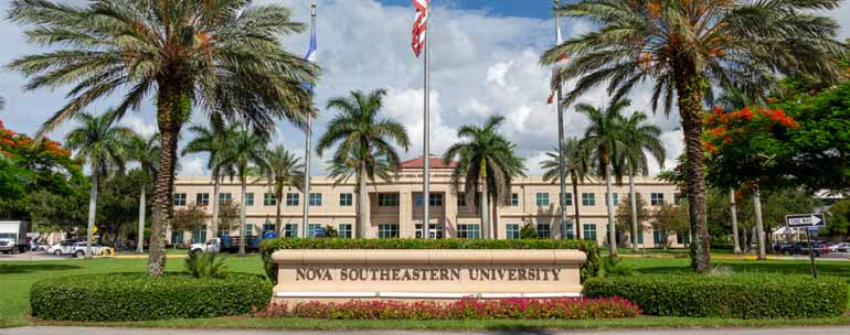 Nova Southeastern University campus