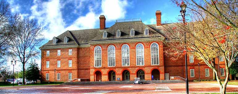 Regent University campus