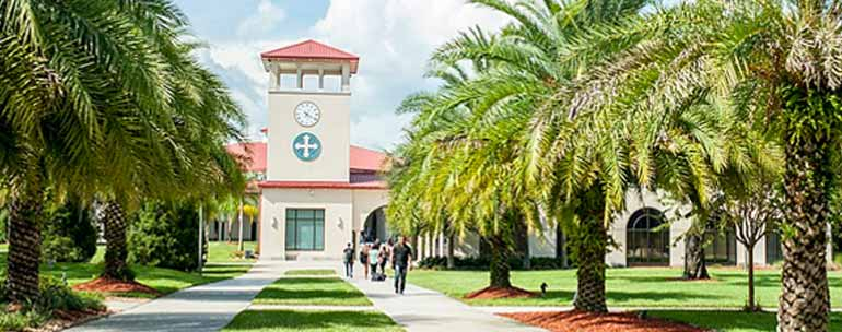 Saint Leo University campus
