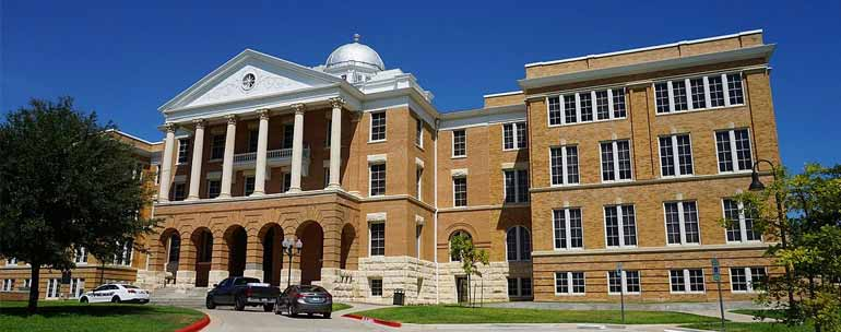 Texas Womans University campus