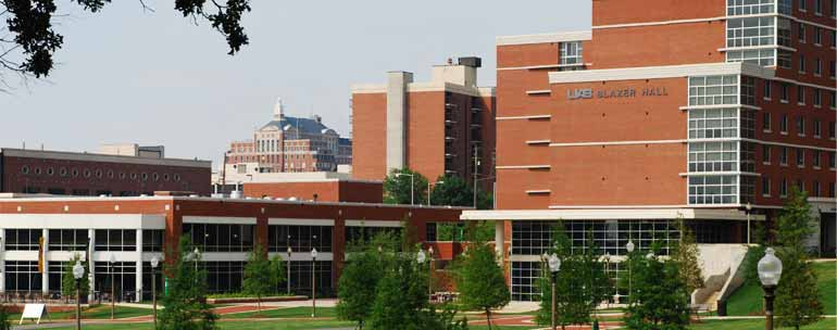 University of Alabama Birmingham campus