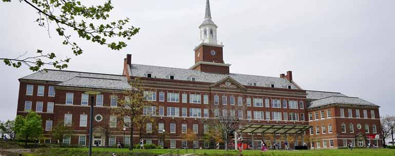 University of Cincinnati campus