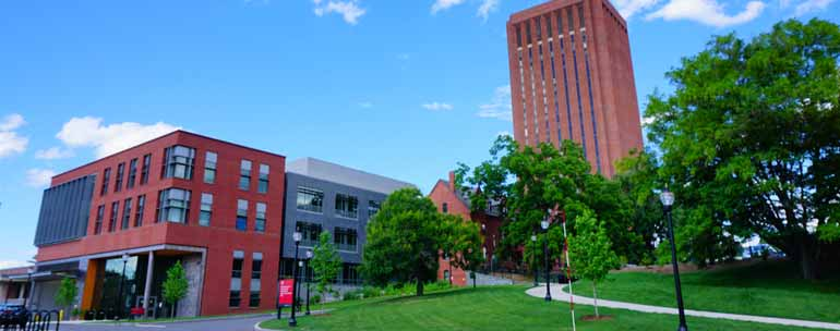 University of Massachusetts Amherst campus