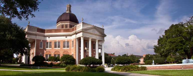 University of Southern Mississippi campus
