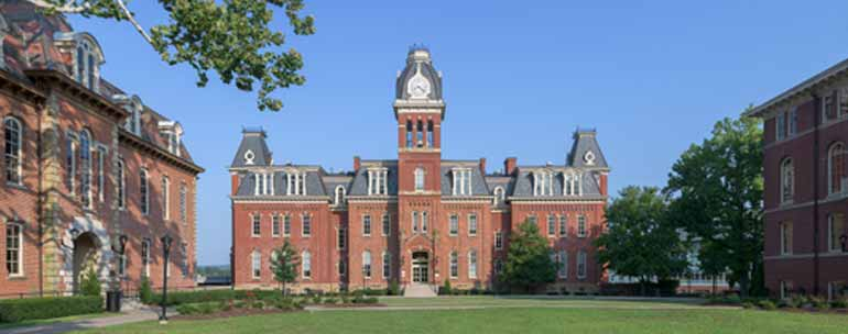 West Virginia University campus
