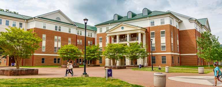 Western Carolina University campus