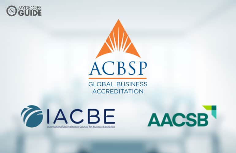 logos of accreditation agencies for masters of human resources