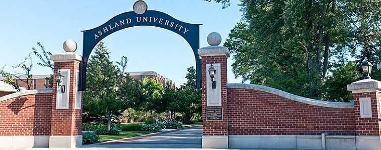 Ashland University campus
