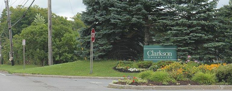 Clarkson University campus