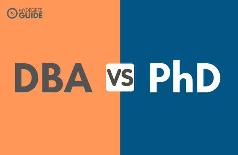 DBA in Finance vs. PhD in Finance