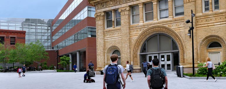 Drexel University campus