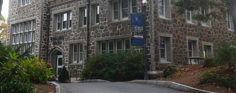 endicott college campus
