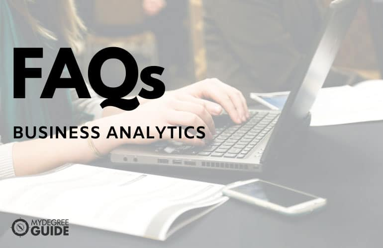 frequently asked questions on Masters in Business Analytics
