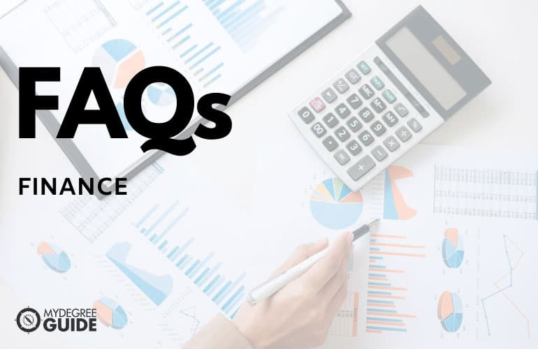 frequently asked questions Online Masters in Finance